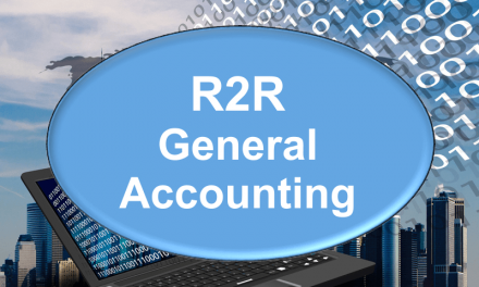 Processes – Record to report / R2R – General Accounting – Trial Balance
