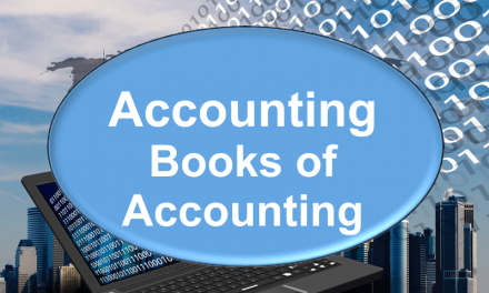 Accounting – Books of Accounting